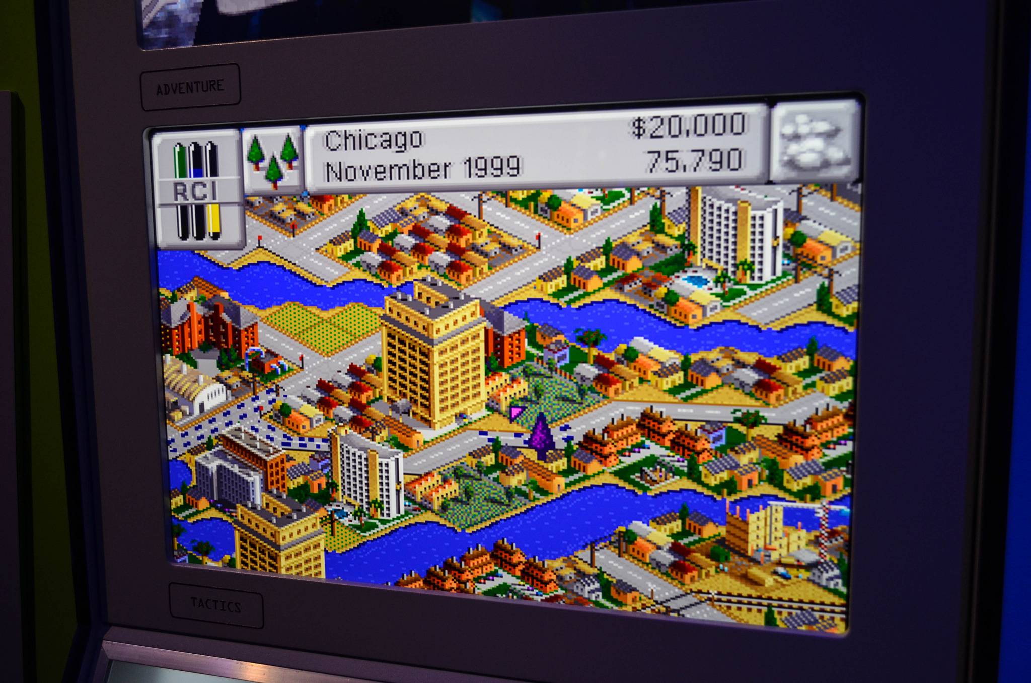 What I learned playing SimCity   City Observatory